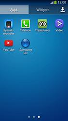 Samsung Galaxy Core LTE 4G (SM-G386F) - Voicemail - Handmatig instellen - Stap 3