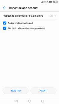 Huawei Mate 9 - E-mail - configurazione manuale - Fase 17