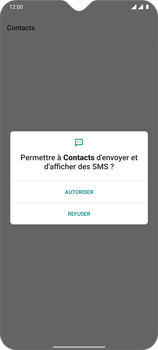 OnePlus 7T - Contact, Appels, SMS/MMS - Ajouter un contact - Étape 7