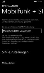 Nokia Lumia 635 - Internet - Manuelle Konfiguration - Schritt 6