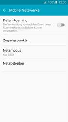 Samsung A510F Galaxy A5 (2016) - Netzwerk - Netzwerkeinstellungen ändern - Schritt 7