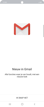 Samsung Galaxy Z Flip Single-SIM + eSIM (SM-F700F) - E-mail - 032a. Email wizard - Gmail - Stap 6