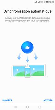 Huawei Mate 10 Pro - Photos, vidéos, musique - Envoyer une photo via Bluetooth - Étape 3