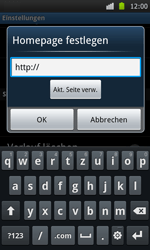 Samsung Galaxy S - Internet - Apn-Einstellungen - 20 / 22