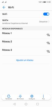 Huawei P20 Pro - WiFi - Configuration du WiFi - Étape 6