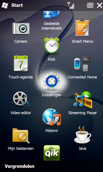 Samsung B7610 Omnia Qwerty - Internet - Handmatig instellen WM 6.5 - Stap 3