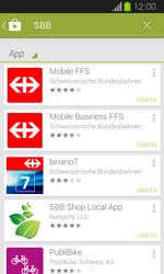 Samsung Galaxy Express - Applicazioni - Installazione delle applicazioni - Fase 18
