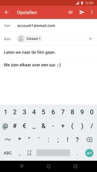 Nokia 8 Sirocco - e-mail - hoe te versturen - stap 9
