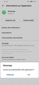 Huawei P30 Lite - Applications - Comment désinstaller une application - Étape 7