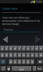 Samsung Galaxy Trend Lite - Applications - Configuration de votre store d