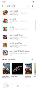 Samsung Galaxy Z flip - Apps - Installieren von Apps - Schritt 16