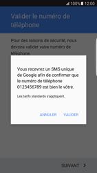 Samsung G935 Galaxy S7 Edge - Applications - Créer un compte - Étape 8