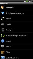 HTC Z715e Sensation XE - bluetooth - aanzetten - stap 4