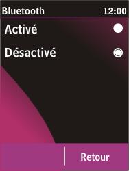 Nokia C2-03 - Bluetooth - connexion Bluetooth - Étape 9
