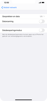 Apple iPhone XR - iOS 13 - internet - activeer 4G Internet - stap 5
