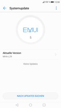 Huawei Mate 9 - Software - Installieren von Software-Updates - Schritt 7