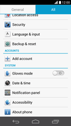 Huawei Ascend P6 - Software - Installing software updates - Step 4