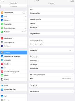 Apple ipad-pro-12-9-inch-met-ios10-model-a1652 - Internet - Handmatig instellen - Stap 3