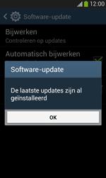 Samsung S7275 Galaxy Ace III - Software update - update installeren zonder PC - Stap 9