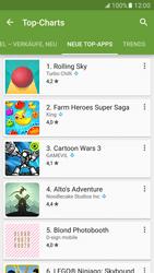 Samsung G930 Galaxy S7 - Apps - Herunterladen - Schritt 11