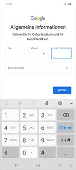 Samsung Galaxy Note 20 5G - Apps - Einrichten des App Stores - Schritt 9