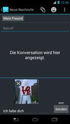 Motorola RAZR i - MMS - Erstellen und senden - 14 / 17