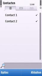 Nokia C5-03 - contacten, foto
