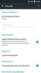 HTC U Play - Sécuriser votre mobile - Activer le code de verrouillage - Étape 5