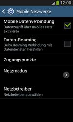 Samsung Galaxy Grand Neo - Internet - Apn-Einstellungen - 8 / 29
