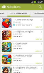 Samsung Galaxy Ace 3 - Applications - Télécharger une application - Étape 9