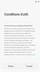 Huawei Y5 II Dual Sim - Premiers pas - Créer un compte - Étape 7