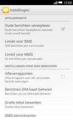 Alcatel POP S3 - sms - handmatig instellen - stap 9