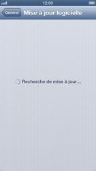 Apple iPhone 5 - Logiciels - Installation de mises à jour - Étape 7