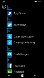 Microsoft Lumia 535 - Ausland - Im Ausland surfen – Datenroaming - Schritt 5