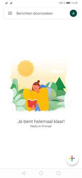 Huawei P30 - E-mail - Handmatig instellen (gmail) - Stap 6