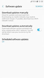 Samsung Galaxy A3 (2017) - Software - Installing software updates - Step 6