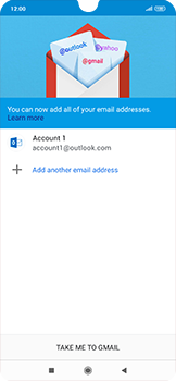 Xiaomi RedMi Note 7 - E-mail - 032c. Email wizard - Outlook - Step 12