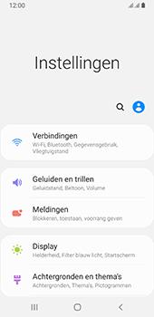Samsung galaxy-a8-2018-sm-a530f-android-pie - WiFi - Mobiele hotspot instellen - Stap 4