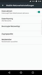 BlackBerry DTEK 50 - Ausland - Im Ausland surfen – Datenroaming - 11 / 13