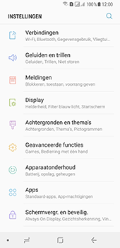 Samsung Galaxy A8 (2018) - Bellen - bellen via wifi (VoWifi) - Stap 4