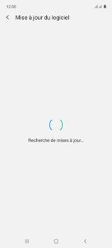 Samsung Galaxy A71 - Aller plus loin - Mettre à jour le logiciel interne de votre mobile - Étape 7