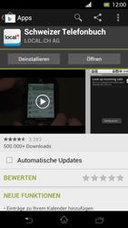 Sony Xperia T - Apps - Installieren von Apps - Schritt 10