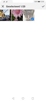 Huawei mate-20-pro-dual-sim-lya-l29 - E-mail - Bericht met attachment versturen - Stap 14