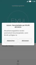 Huawei Y5 - Software - Installieren von Software-Updates - Schritt 4