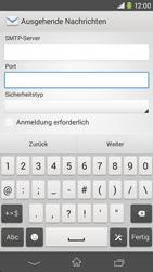 Sony Xperia M2 - E-Mail - Konto einrichten - Schritt 14