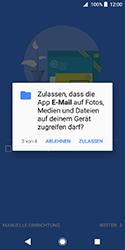 Sony Xperia XZ2 Compact - E-Mail - Konto einrichten (outlook) - 12 / 19