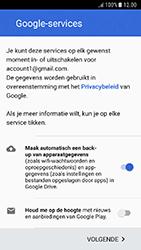 Samsung Galaxy J5 (2017) - apps - account instellen - stap 17
