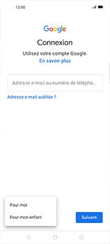 Oppo Find X2 Neo - Applications - Créer un compte - Étape 6
