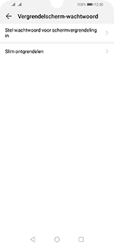 Huawei Y6 (2019) - Beveiliging - stel in of wijzig pincode voor je toestel - Stap 5