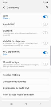 Samsung Galaxy Note 10 Plus 5G - WiFi - Activez WiFi Calling - Étape 6